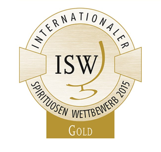 Goldmedaille ISW2015